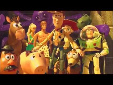 TOY STORY OF FUNNY - YouTube