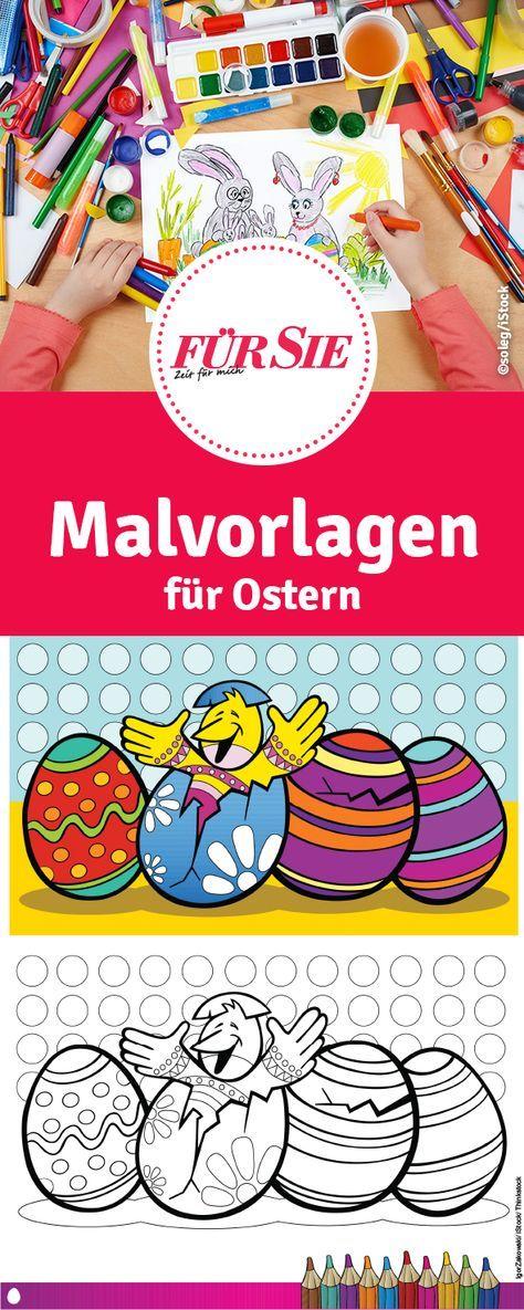 Malvorlagen für Ostern Ostern grundschule Malvorlagen