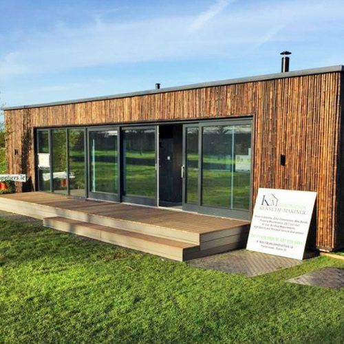 RIPPLE CONTAINER EMERGENCY HOME UNIT Ban Container Pinterest - construire sa maison en bois prix
