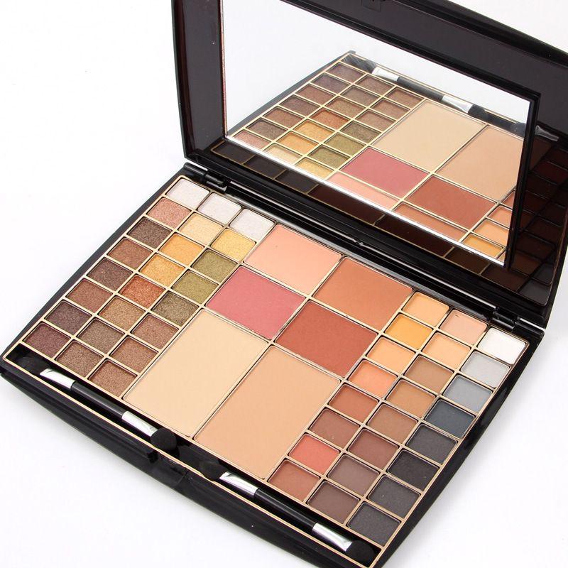 MISS ROSE 54 colors Makeup Palette 48 color Matte