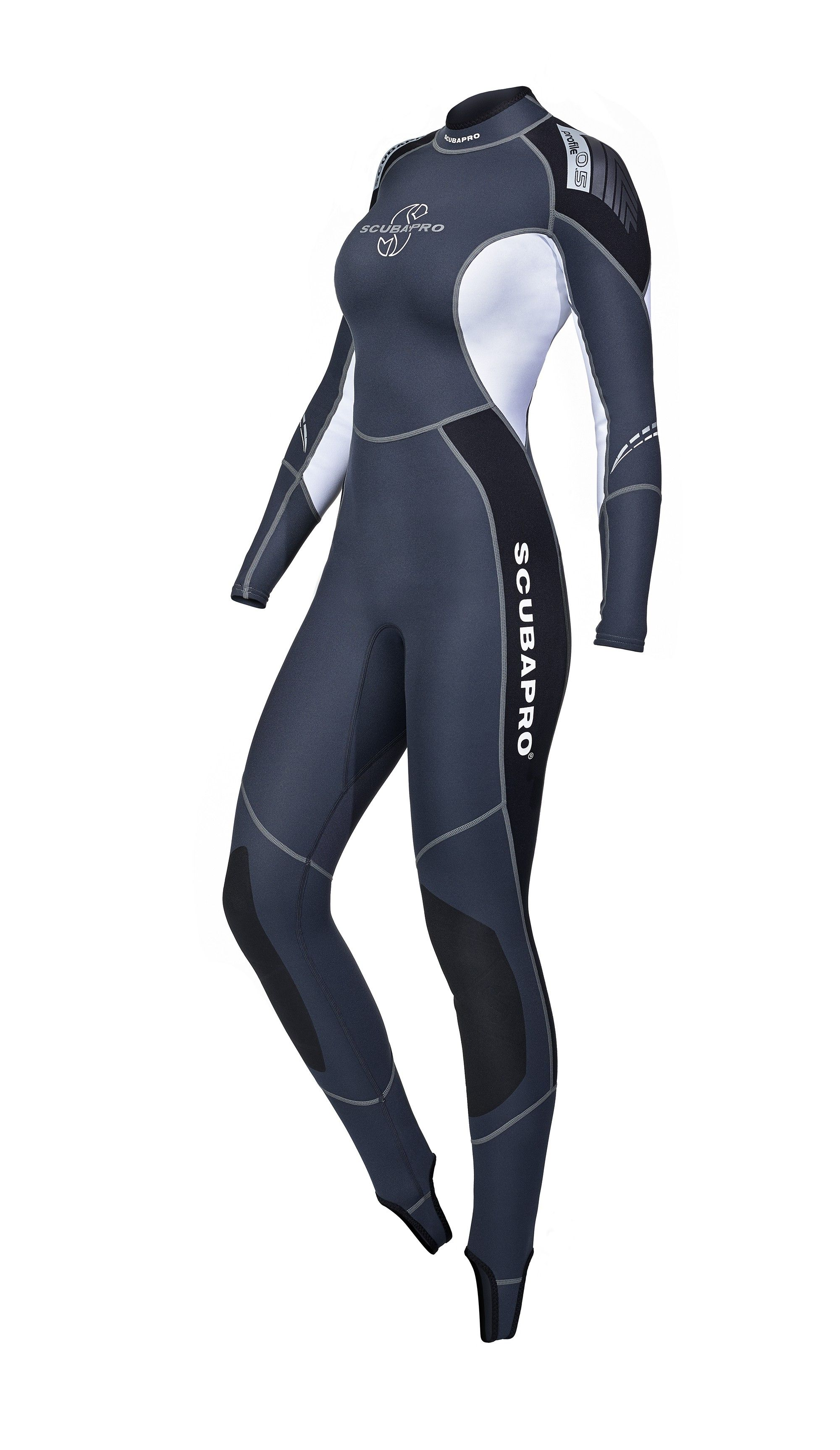Scubapro Profile Steamer 0 5mm Lady Womens Outdoor Clothing Wetsuit Fashion Wetsuit