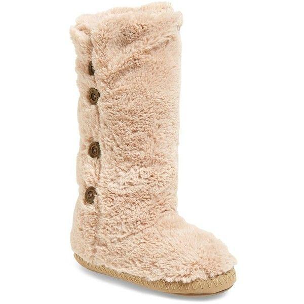 Grace - Gingerbread (Beige) Womens Slippers