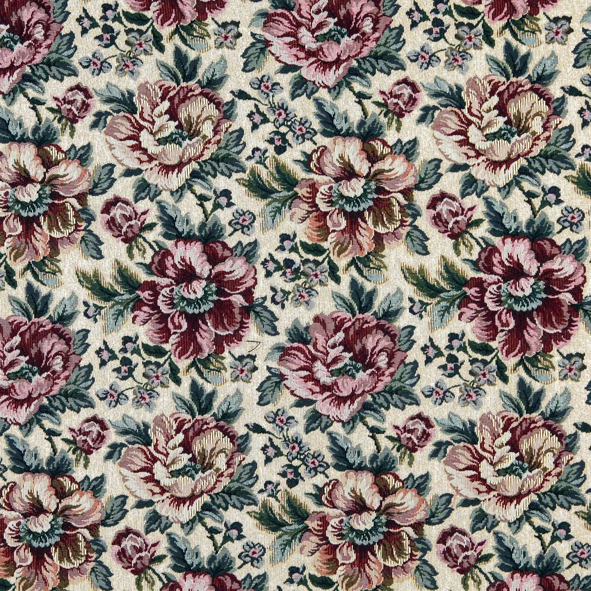 Upholstery Fabric K7765 Rosewood Tapestry