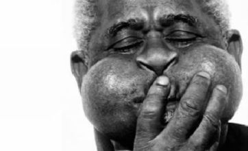 """John Birks """"Dizzy"""" Gillespie...love this image. Article has links to video and contains basic biographical information."""