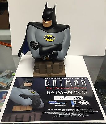 #Batman the #animated #series batman bust,  View more on the LINK: http://www.zeppy.io/product/gb/2/361423801073/