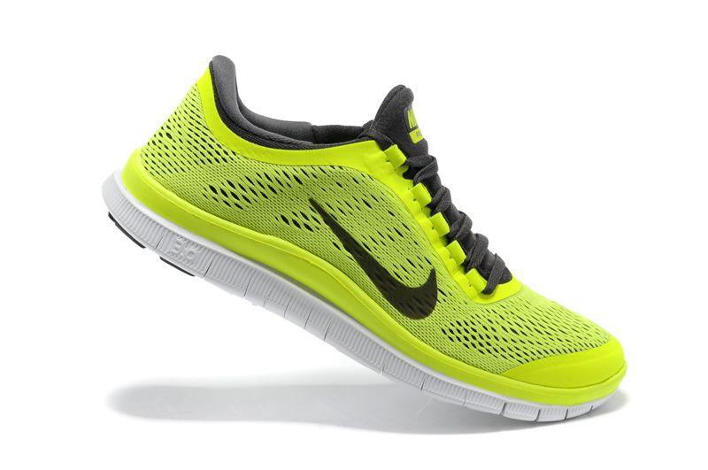 Mens Nike Free 3.0 V5 Fluorescence