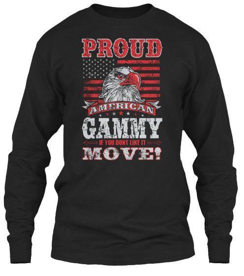 PROUD AMERICAN GAMMY