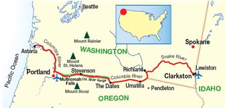 Rowena Gap Basalts Columbia And Snake Rivers Pinterest Columbia And Rivers