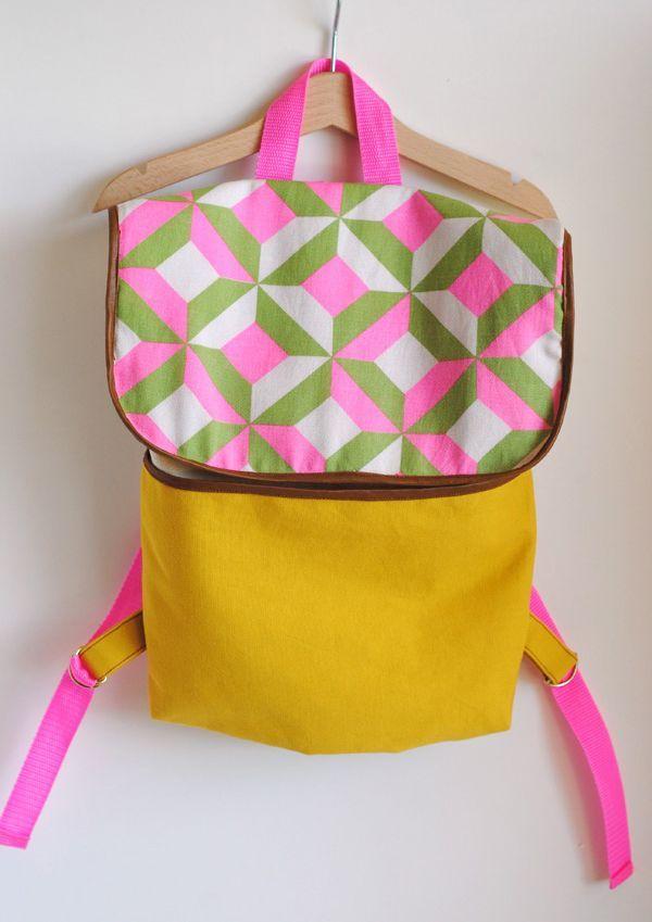 120 Free Backpack Patterns Karitas Pinterest Free Pattern