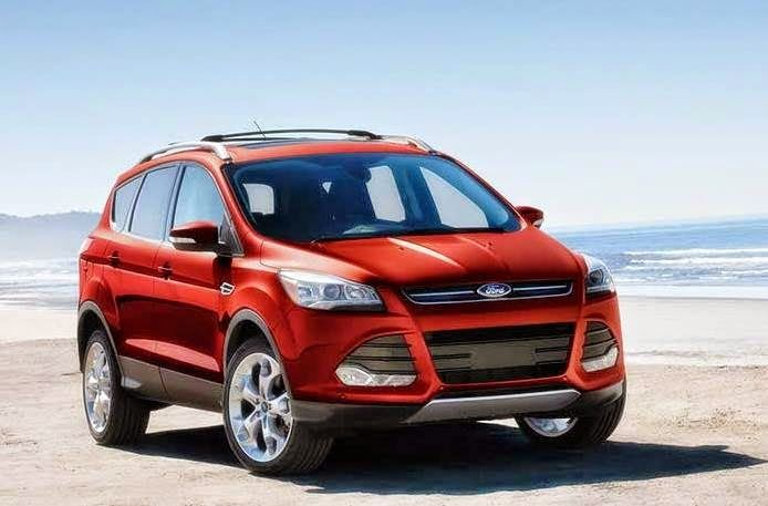 2015 Escape Titanium Sunset Metallic Ford Escape 2016 Ford