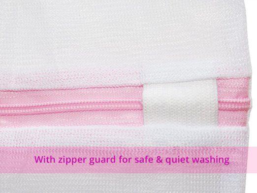 Amazon Com Mesh Laundry Bags By Yaelo Design Premium Silky Mesh