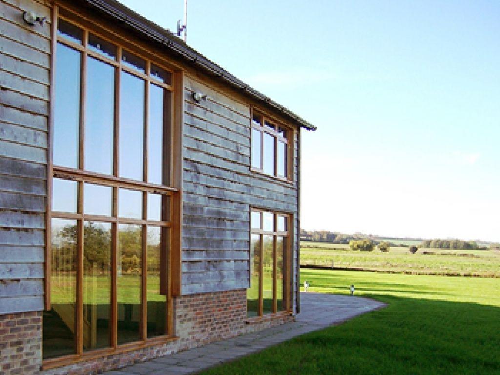 Modern Barn Door Lowes Modernbarn Modern Barn House Barn Style House Barn Style House Plans