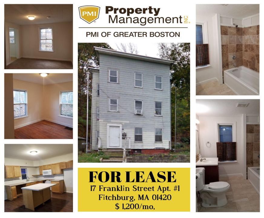Apartment In Fitchburg Ma Now Available For Lease Renting A House Looking For Apartments House Rental