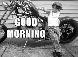 Motorcycle Good Morning Good Morning Cute Good Morning Custom Bobber