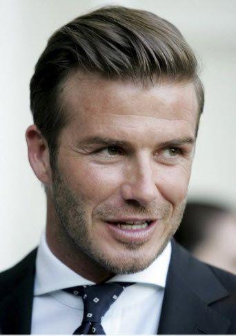 David Beckham Pompadour : david, beckham, pompadour, David, Beckham, Pompadour, Hairstyle