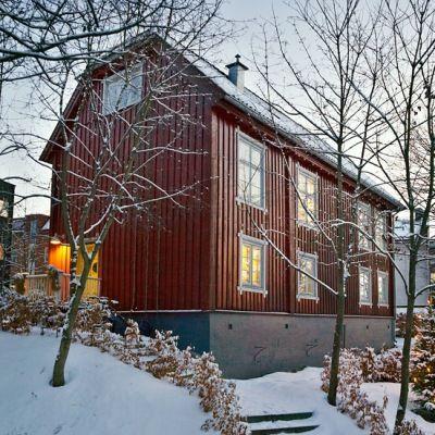 Bli med inn til julefeiring i Oslos eldste løkkehus via Bolig Pluss
