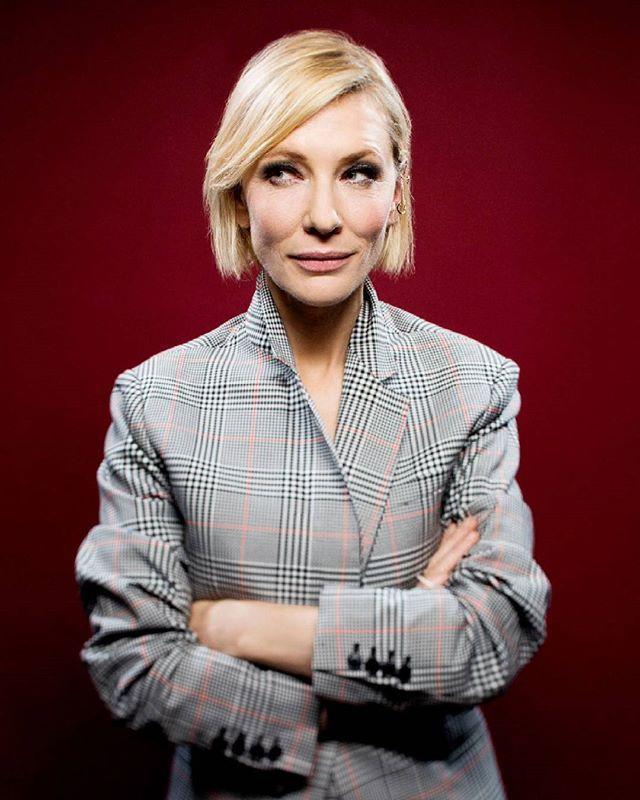 Cate Blanchett Comic Con Portraits 2017 For More Www Cate