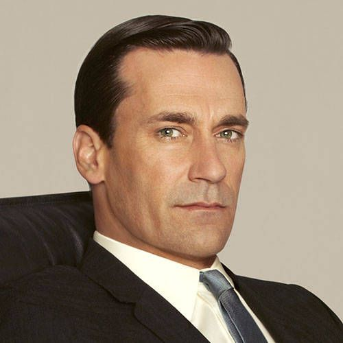 How to Get Hair Like Don Draper | Hairstyles, Men's haircuts and Hair