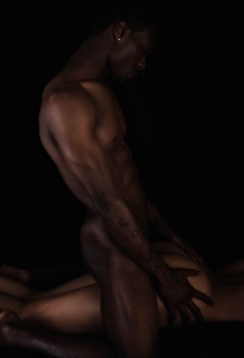 Erotic photos of black men