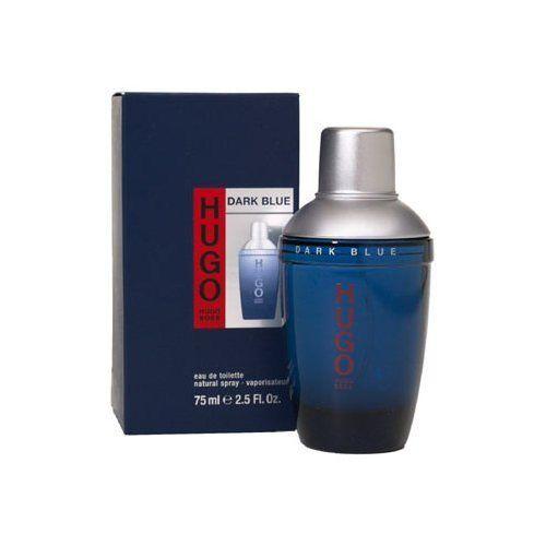 hugo boss dark blue 125ml