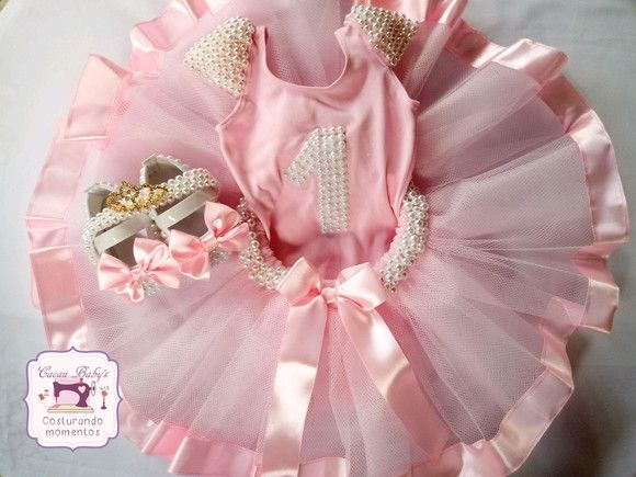 6ffef6360a Compre Kit bailarina luxo (body
