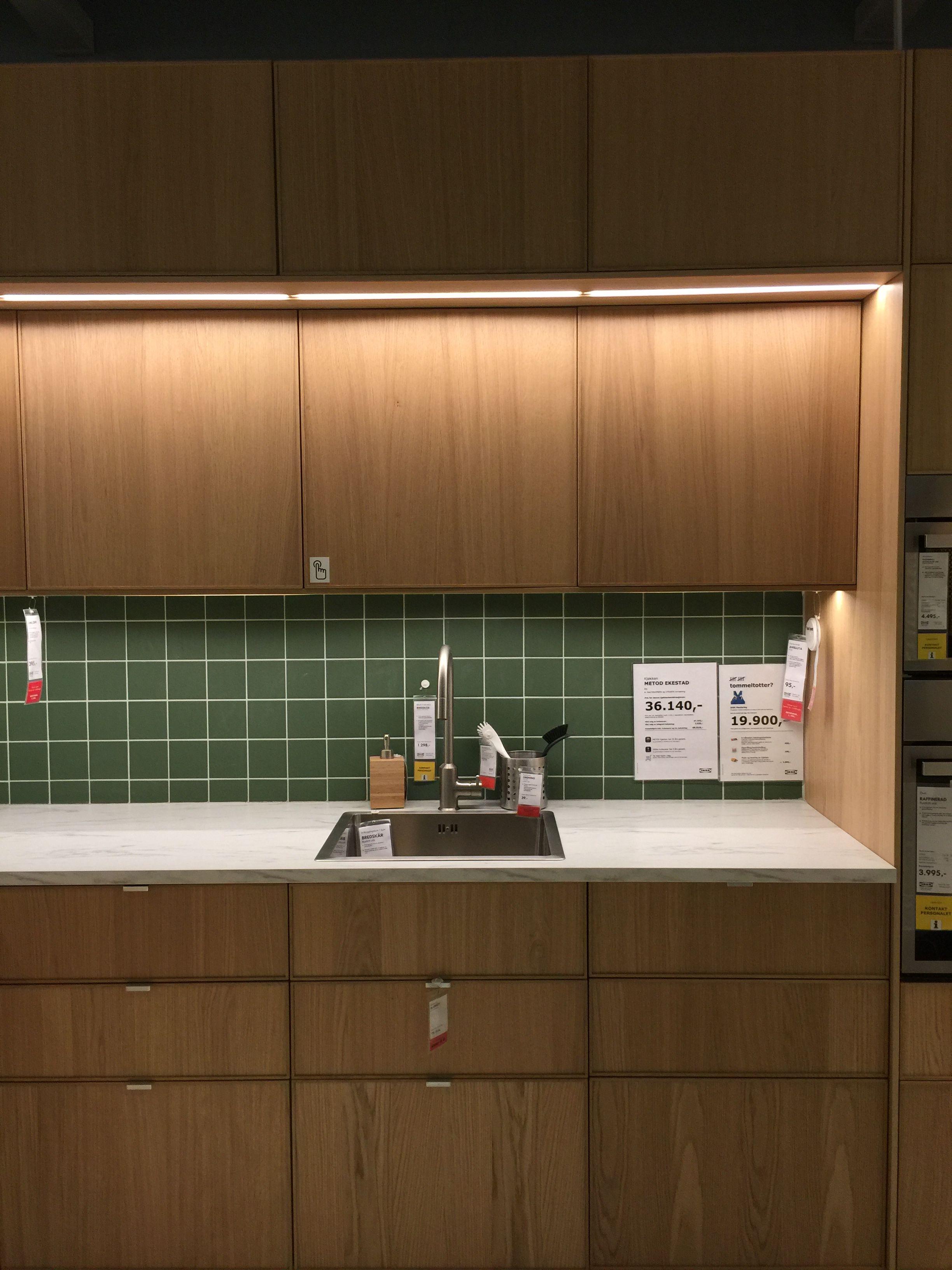 IKEA Metod Ekestad kjøkken | Kök | Pinterest
