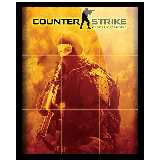 Icon Counter Strike Global Offensive By Hazzbrogaming Evolucao Tecnologica Jogos De Tiro Jogos
