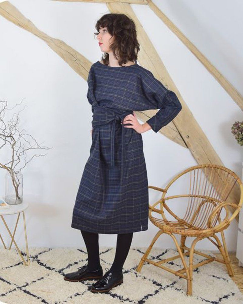25 Patrons De Robes A Coudre Pour L Automne Hiver Robe Patron Coudre Robe Robe