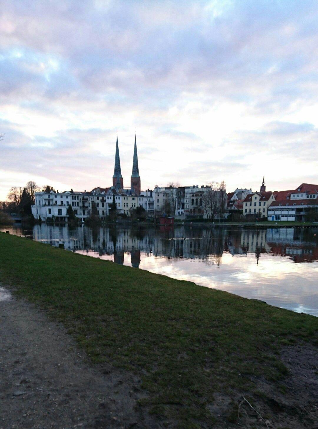 Lübeck, Schleswig Holstein,  germany, march