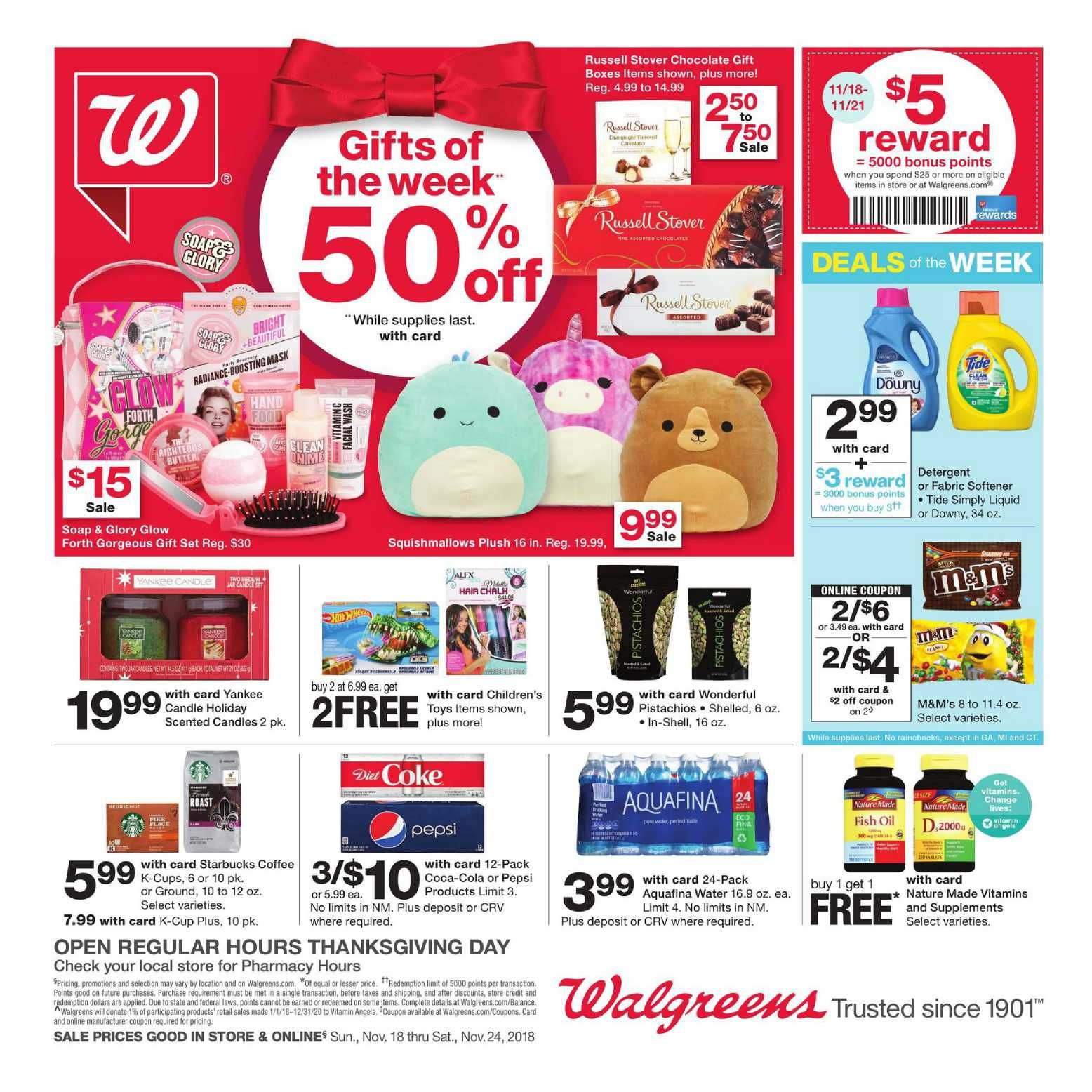 Walgreens Weekly Ad Flyer January 13 19, 2019 After