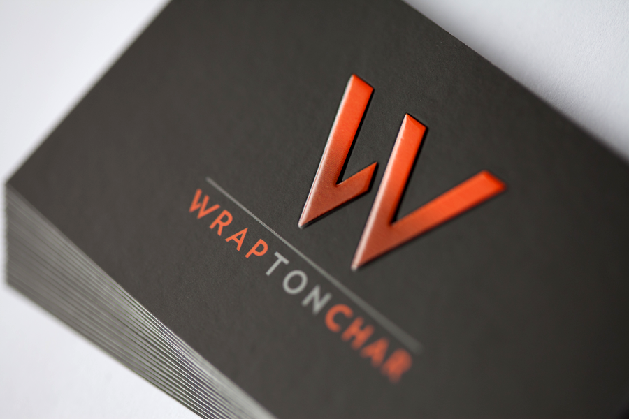 Get a faster turnaround on embossed business cards make your card get a faster turnaround on embossed business cards make your card personalized by using blind reheart Gallery