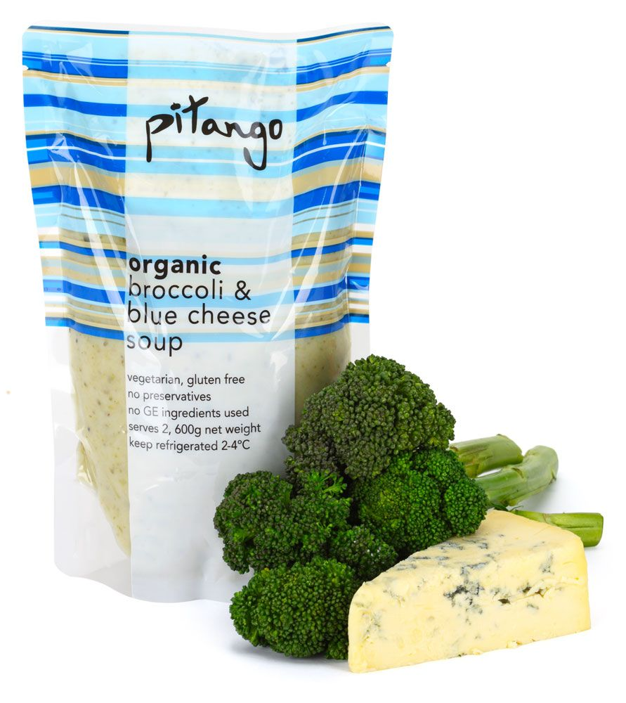 Organicbroccolibluecheesesoup Style Cheese Soup Blue Cheese Vegetarian