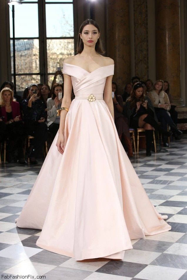 Georges Hobeika Haute Couture spring/summer 2016 Collection | Runway ...