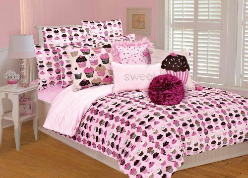 How To Create A Cupcake Themed Bedroom Comforter Sets Cupcake