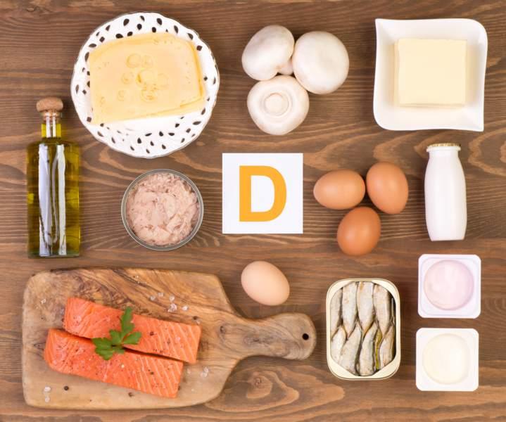 Les 10 aliments les plus riches en vitamine D   Aliments riches en ...