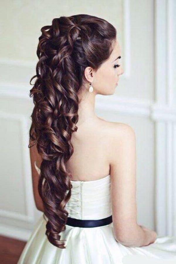 Más notable peinados para bodas faciles de hacer en casa Galería de cortes de pelo Consejos - Peinados con extensiones tan fáciles de hacer como ...