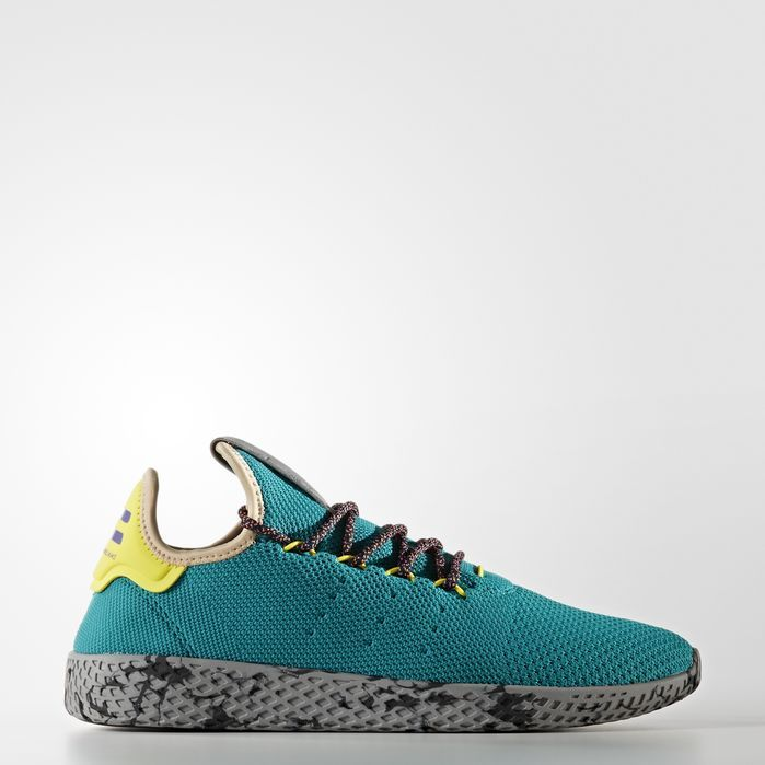 dfc8a7a48 Pharrell Williams Tennis Hu Shoes Multicolor 9.5 Mens in 2019