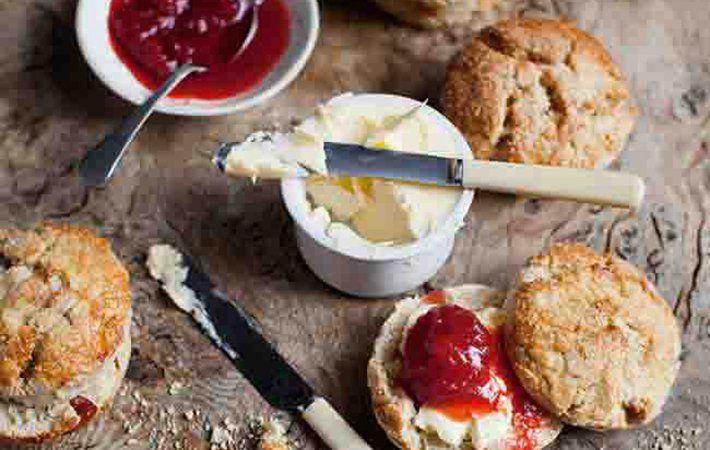 Darina Allen's white scone recipe, perfect for Mother's ...