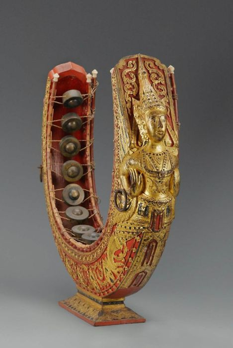 khong mon lek Early 20th century, Thailand The Museum of