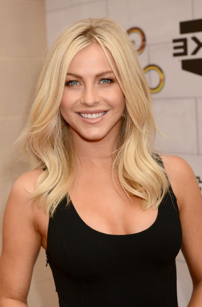 Cute Blonde Hairstyle Medium Blonde Hair Blonde Haircuts