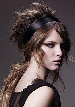 Des idées de coiffure pour un mariage 100% glam rock !