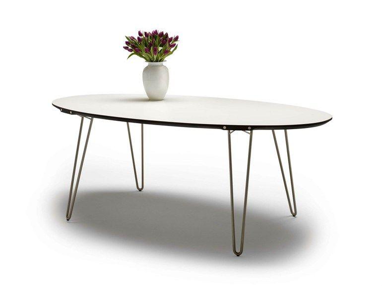 Tisch design  Ausziehbarer Tisch aus Laminat GM 6740 by Naver Collection ...