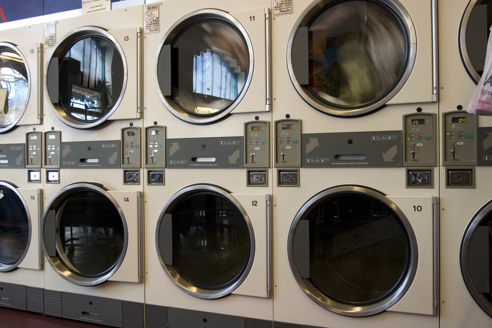 Find Stackable Commercial Washer And Dryer Units In Miami