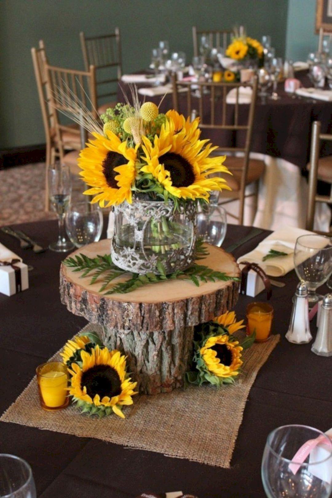 15+ Extraordinary Sunflower Wedding Ideas That Inspired