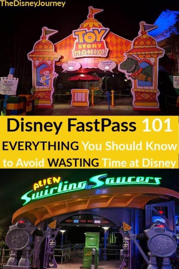 Disney World FastPass Guide & Tips (With Images)