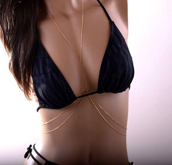 Best 25 Body Jewelry Bikini Ideas On Pinterest Body