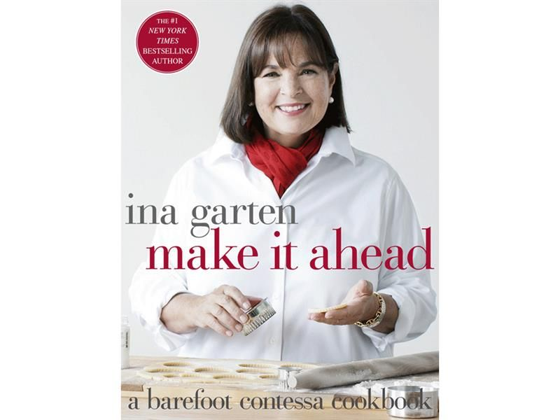 Make It Ahead: A Barefoot Contessa Cookbook at Cooking.com   Our Price: $34.95 SPECIAL: $22.99