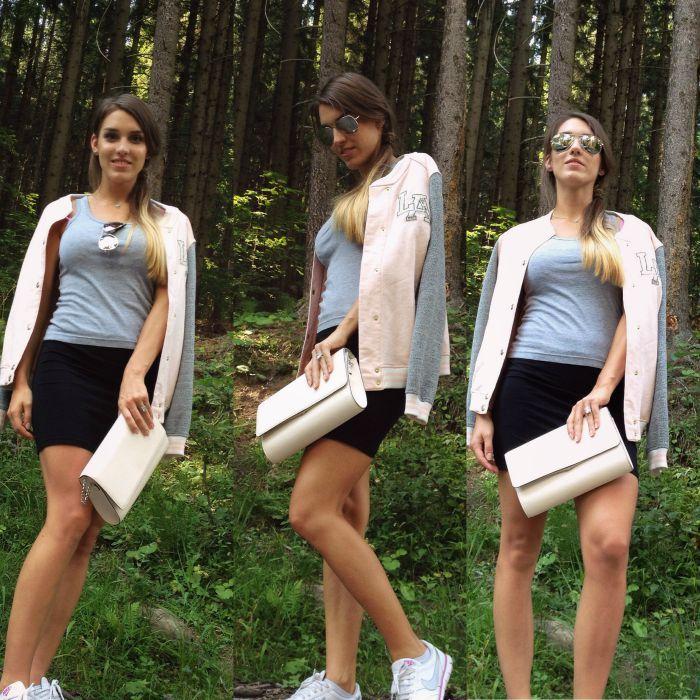 Augustové outfity z Instagramu 1