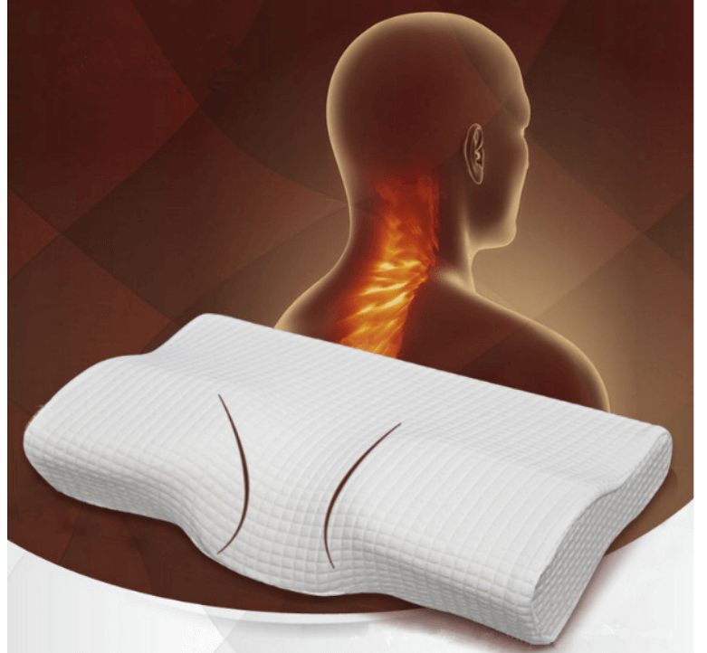 Contoured Cervical Orthopedic Memory Foam Pillow Contour Pillow Neck Pillow Orthopedic Pillow