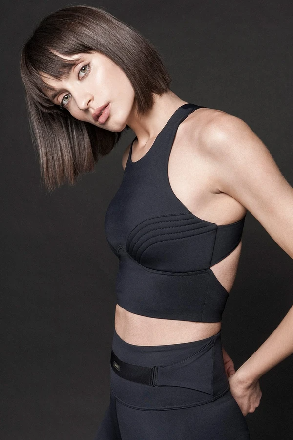 Discover ultimate comfort and unparalleled style in our wonderfully versatile bras. All sports bras come with removable padding; and provide perfect